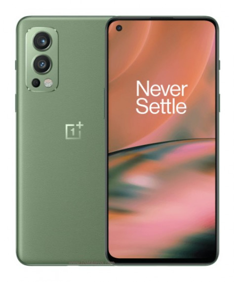 OnePlus Nord 2 8-128 GB Green Wood 5G